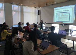 R Spatial Workshop with Angela Li